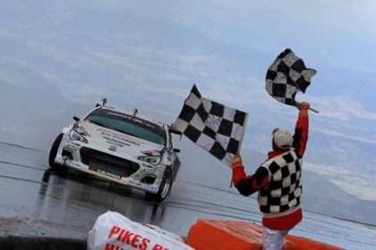 Pikes Peak International Hill Climb Challenge 2013