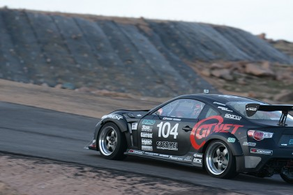 Pikes Peak International Hill Climb 2014 (photos by Kenji Nakajima)