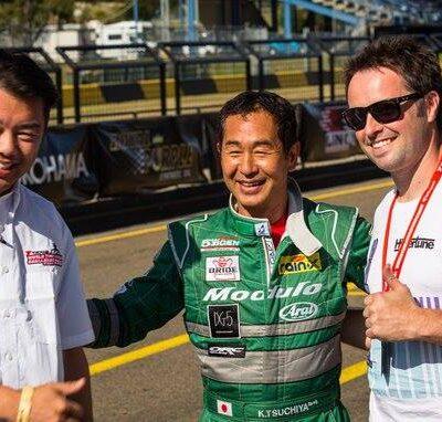 Toshi Hayama, Tsuchiya Keiichi, Beau Yates