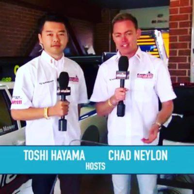 Toshi Hayama, Chad Neylon